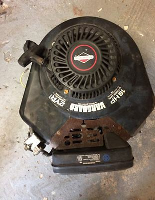 16 hp briggs and stratton VANGUARD  model 303776 type 1188-A1 code 96070211