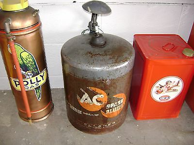 Vintage Ac Spark Plug Cleaner/4 Different Sizes For The Cleaner