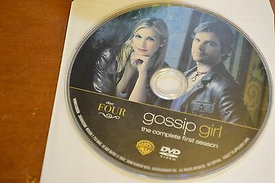 Gossip Girl First Season 1 Disc 4 Replacement DVD Disc Only 44-187