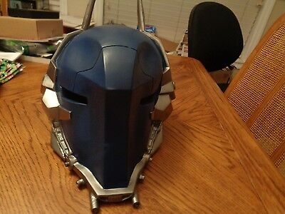 XCOSER Arkham Mask Knight Batman Game Movie Cosplay Props PVC Helmet For Adult
