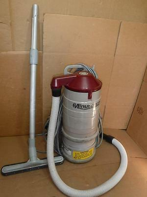Minuteman Usa Hepa Backpack Vacuum Cleaner Model C4/190-Cah