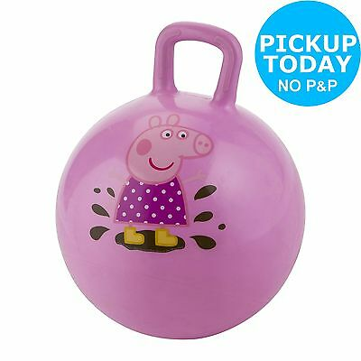 Peppa Pig Space Hopper. From the Official Argos Shop on ebay