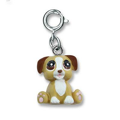 BNWT Charm It! PUPPY clip-on charm for girls LAST ONE!