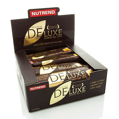 Nutrend Deluxe Protein Bar 12 x 60g