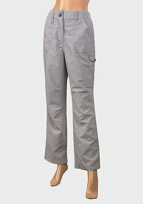Ex Bhs Ladies Walking Cargo Trousers Quick Dry Size 10,12,14,16,18,20 Free P&p