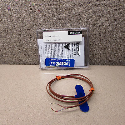 Omega Sa2C-T Molded Silicone Surface Thermocouple