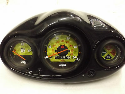 Suzuki AY katana 50 2004 clocks and cowl