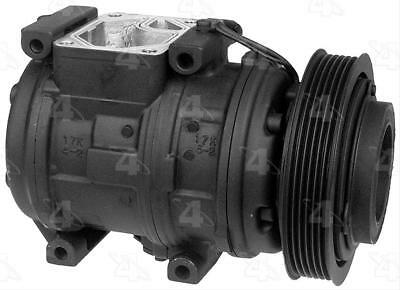 57098 Four Seasons Air Conditioning Compressor Reman Steel A6 R-134A Ea
