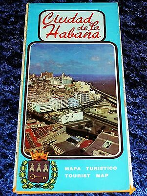Habana City Map