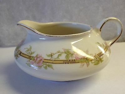 Vintage Pope Gosser China Made in the USA   Creamer