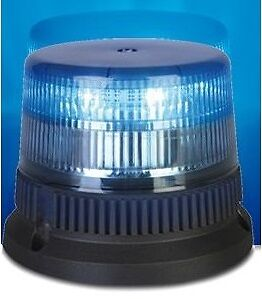 Faro lampeggiante LED blu INTAV LED FLEX 9 PowerLED
