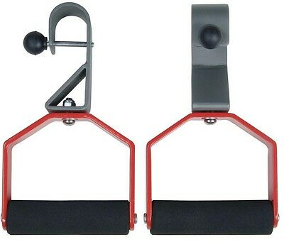 Rotating Pull Up Handles 50-0001 Door Gym Power Tower Stable Pull Up Bar Workout