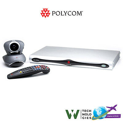 Refurbished Polycom VSX 700e System with VSX 6000 Camera and Remote