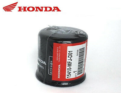 Genuine Honda CRF1000 Africa Twin Oil Filter 2016-2017