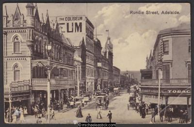 Adelaide: Rundle Street