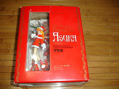 EVANGELION Manga Book vol.7 Rei Asuka Figure Christmas Limited 2 BOX SET