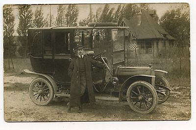Carte Photo Voiture Ancienne .photo Card Old Car.ancient.vielle.collection.