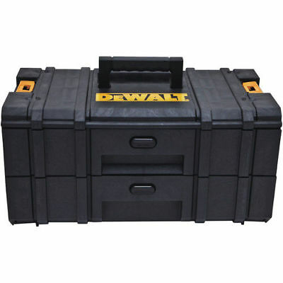 DeWalt DWST08225 Stackable ToughSystem Drawer Unit Tool Box New