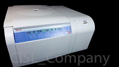 Thermo Scientific Sorvall ST 16R Refrigerated Centrifuge w/ Warranty PM Complete