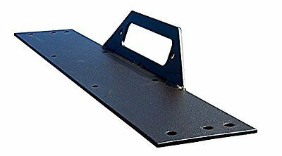 Olympic 4X4 508-124 Texture Black Top Frame Winch Mount Winch Mount