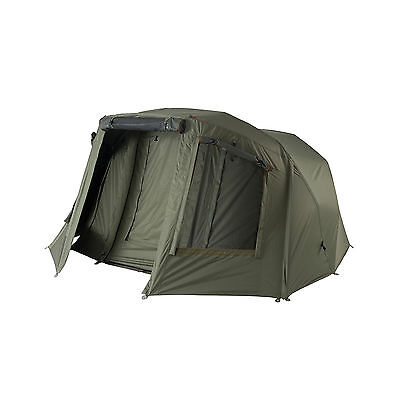 JRC Fishing Extreme TX Bivvy Wrap - 1 or 2 Man Sizes Available, Taped Seams