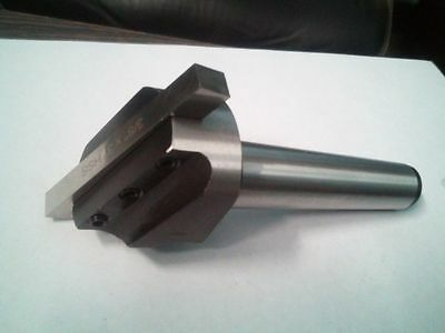 Fly Cutter MT2 Shank (M10 Drawbar thread) for Lathe & Milling Machine w/HSS Bit