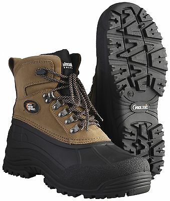 Prologic TraX Boot Winterstiefel bis 25°C Thermostiefel Gr. 43 / 8 Boots