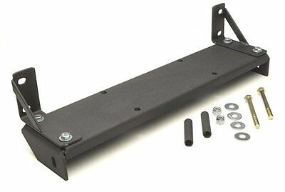 Olympic 4X4 507-174 Texture Black Recessed Winch Mount Winch Mount