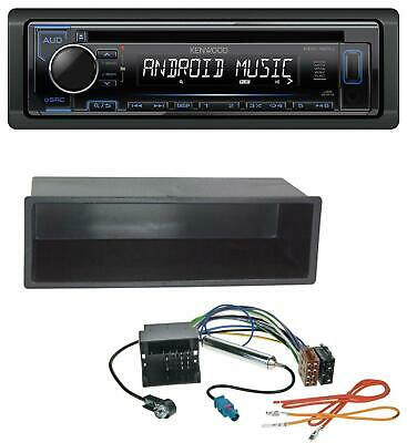 kenwood cd mp3 usb autoradio f r vw polo lupo fox. Black Bedroom Furniture Sets. Home Design Ideas