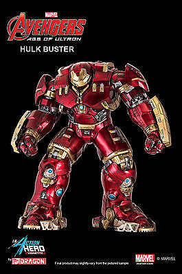 Dragon 38146 1:9 Age Of Ultron Hulk Buster Action Hero
