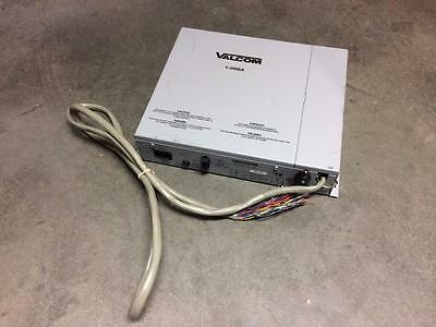 Valcom V-2006A Page Controls 6-Zone W/power & Tone Generator