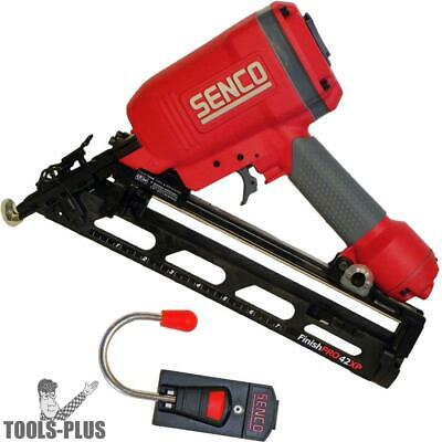 "2 1/2"" Angled Finish Nailer Senco FPRO42XP New"