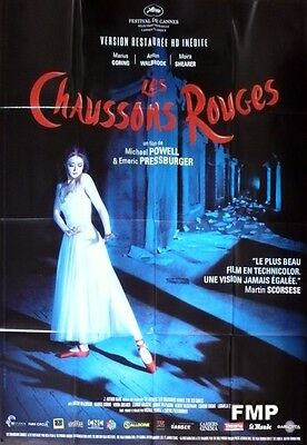 The Red Shoes - Ballet / Dance / Ballerina - Reissue Large French Movie Poster