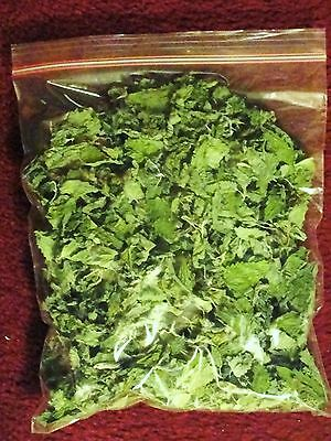 Dried Catnip whole leaf, LARGE, 2 oz dry weight, approx. 8-10 cups, fresh dried