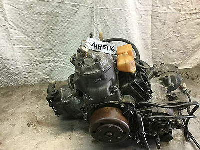Honda Nsr250 Mc21 Engine Motor Wet Clutch M675 41H5116