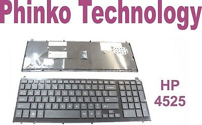 New Keyboard for HP Probook 4520S 4525s black with Frame