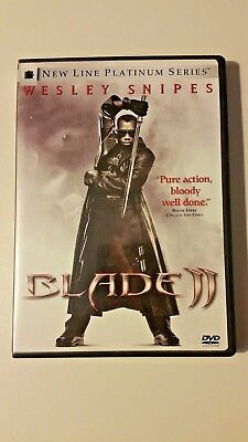 Blade II (2002) (2-DVD) - New Line Plantinum Series - Widescreen, Dolby 5.1, 6