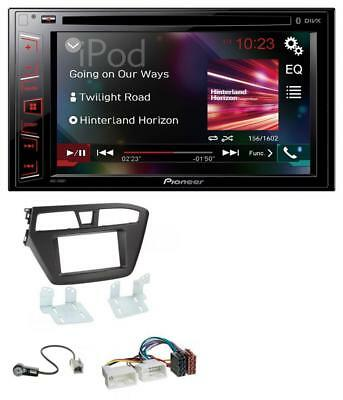 pioneer cd 2din mp3 dvd usb bluetooth autoradio f r. Black Bedroom Furniture Sets. Home Design Ideas