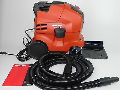 New Hilti VC 20-U Universal Wet and Dry Vacuum Cleaner Automatic Filter  222428