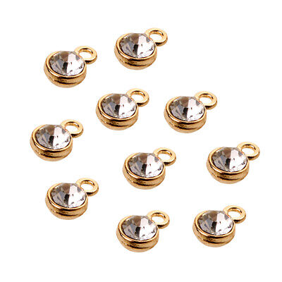 10Pcs/Lot Mixed Charm Pendants for Necklace Bracelet DIY Jewelry Making Crafts