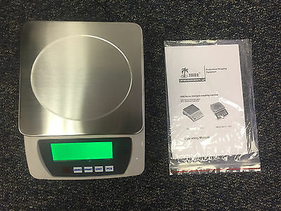 Tree HRB 3001 Toploading Counting Scale - 3000 g x 0.1 grams