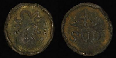 MEXICAN STATES (OAXACA) - 1813 2 Reales - Insurgent Coinage