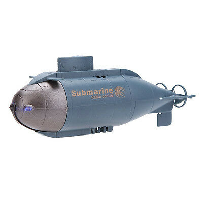 happycow 777-216 Mini RC Racing Submarine Boat R/C Toys with 40MHz Transmitte FT
