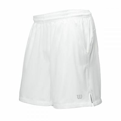 Wilson Rush 9 Woven Short Men weiß 2016 NEU UVP 39,95€