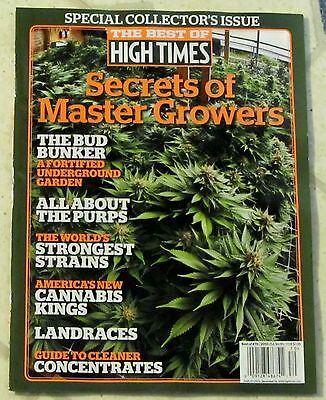 BEST OF HIGH Times 2019 #87, Best Strains Of All Time, New/Sealed