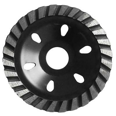Grinding Wheel Concrete Disc 4inch Alloy Circle High Speed Metal 100mm Black