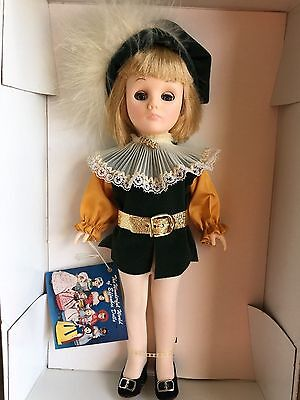 Effanbee Storybook Prince Charming  Doll in Box with Tag