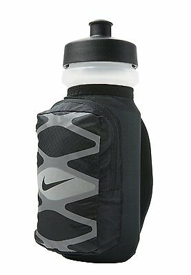 101099 SPORTS DEAL Branded 22oz Hand Held Runners Water Bottle - REDUCED TO £9