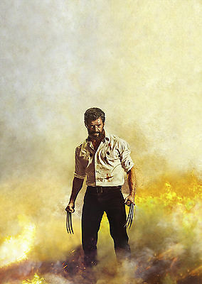 Logan (2017) V5 - A1/A2 POSTER **BUY ANY 2 AND GET 1 FREE OFFER**