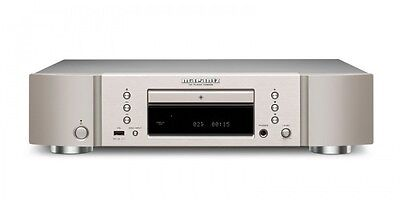 Marantz CD6006 CD Player Silver Gold - High End CD-6006
